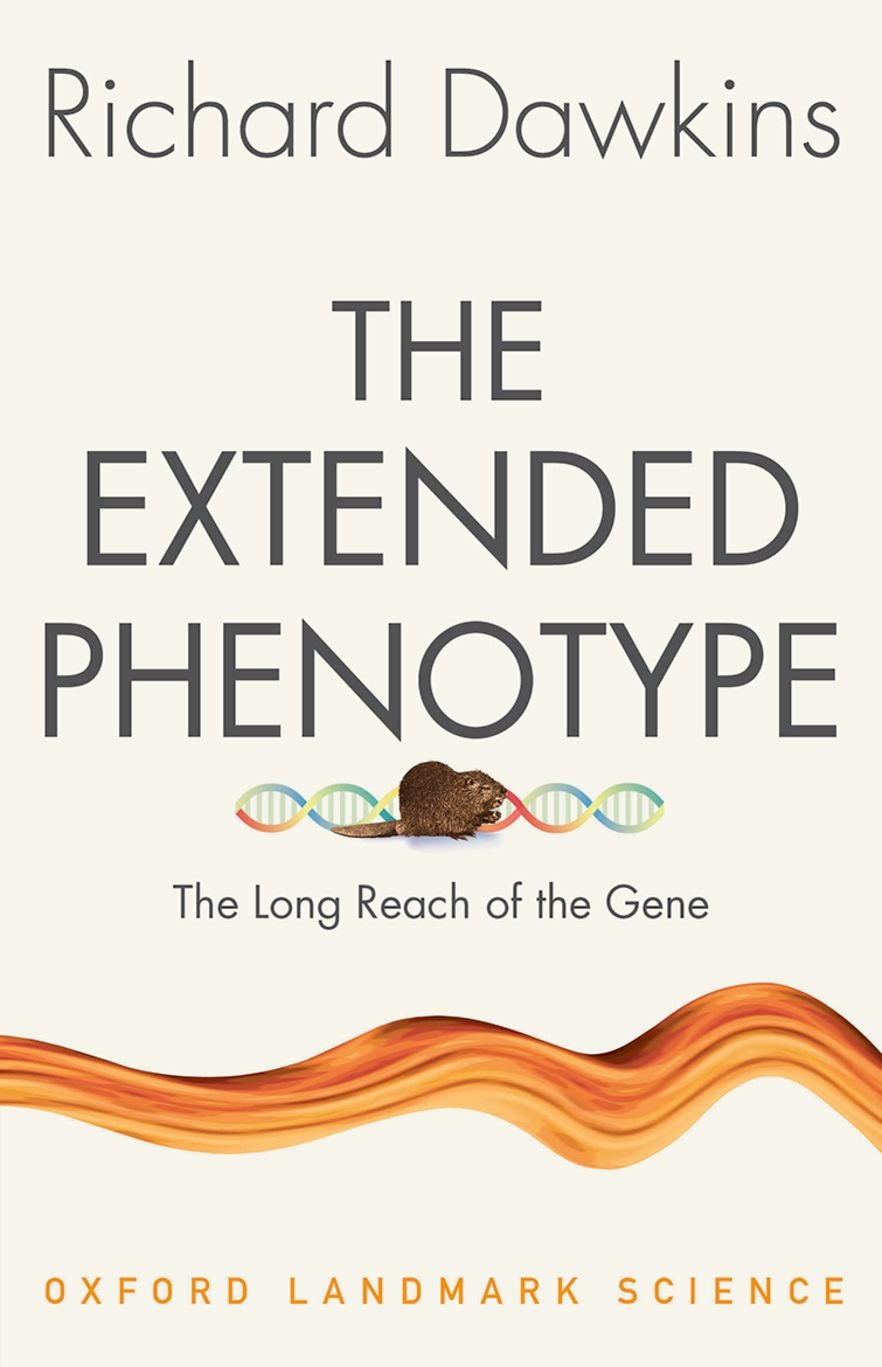 Read Online The Extended Phenotype: The Long Reach of the Gene (Oxford Landmark Science) ebook