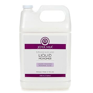 Joya Mia Professional EMA Liquid Monomer Acrylic Nail System MMA Free No  Yellowing Made In USA