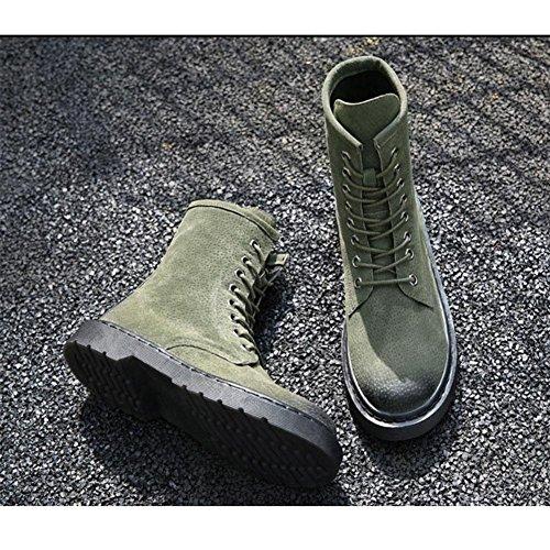 Stivali da donna invernali Antivento caldo piatto Scarpe casual , 37