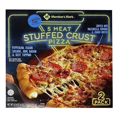 Member's Mark 5 Meat Stuffed Crust Pizza (10 pk.)
