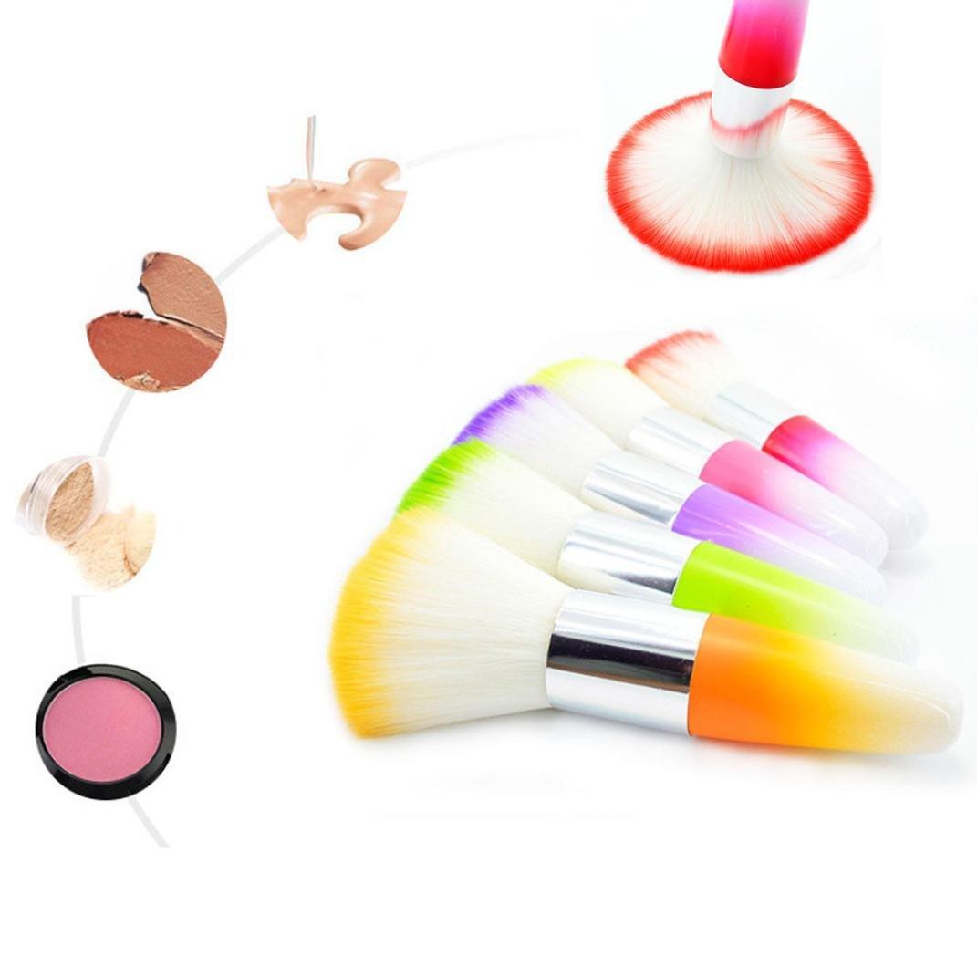 Amazon.com: Nail Art – Cepillos limpiadores de polvo ...