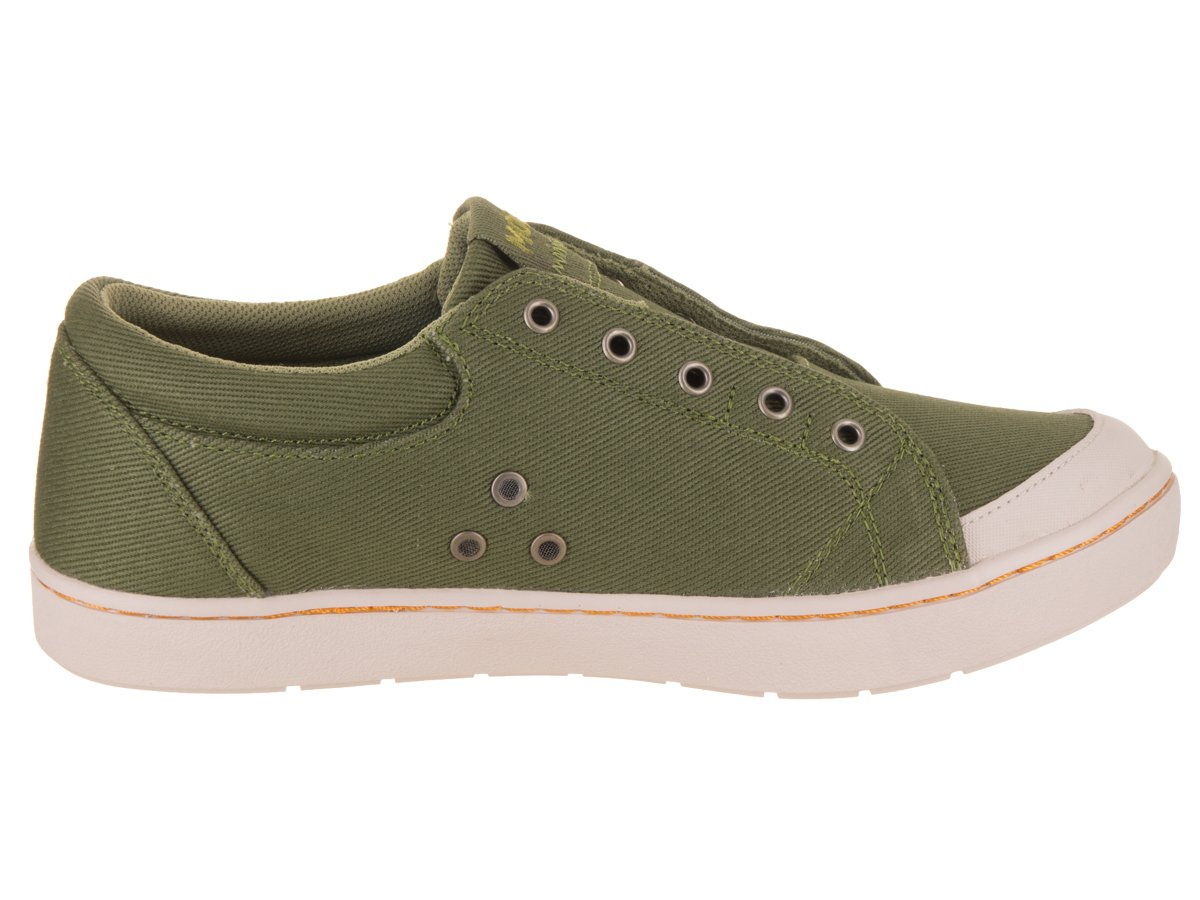 MOZO Women's The Maven Sneaker B00U7ZWE02 11 B(M) US|Green