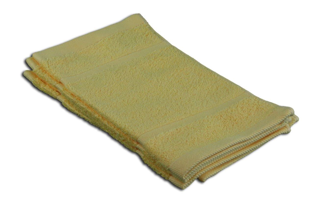 Terry 30 x 30 cm G/özze Sylt Flannel 4 bordeaux Piece Set