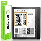 Kindle Oasis Screen Protector, IQ Shield LiQuidSkin Full Coverage Screen Protector for Kindle Oasis (7', 2017) HD Clear Anti-Bubble Film