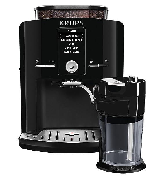 Krups yy8126fd cafetera espresso Full Auto latt Espress ...