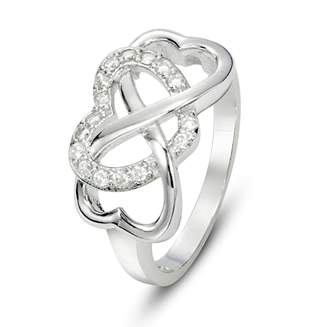 Cheap Sterling Silver Wedding Bands 8 Vintage Amazon Sterling Silver Cubic