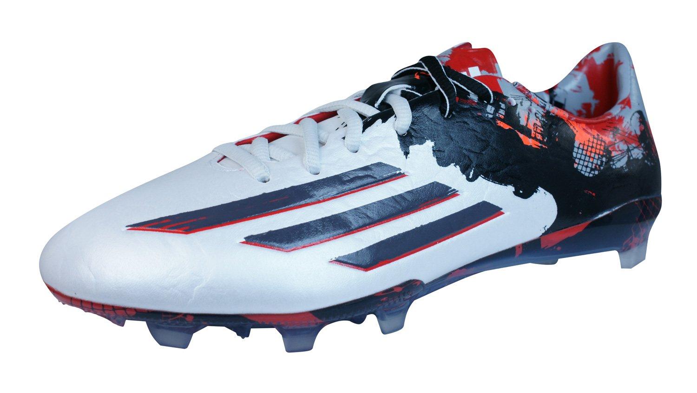 adidas メンズ コンフォート B00UTWWXKE 7 US|ホワイト ホワイト 7 US