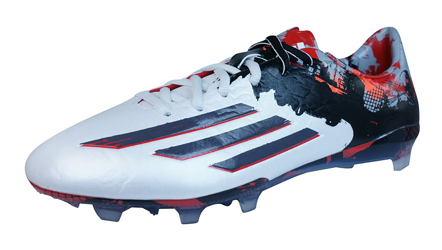 Amazon.com | Adidas Messi 10.1 FG Mens Football Boots Soccer Cleats Firm  Ground | Soccer