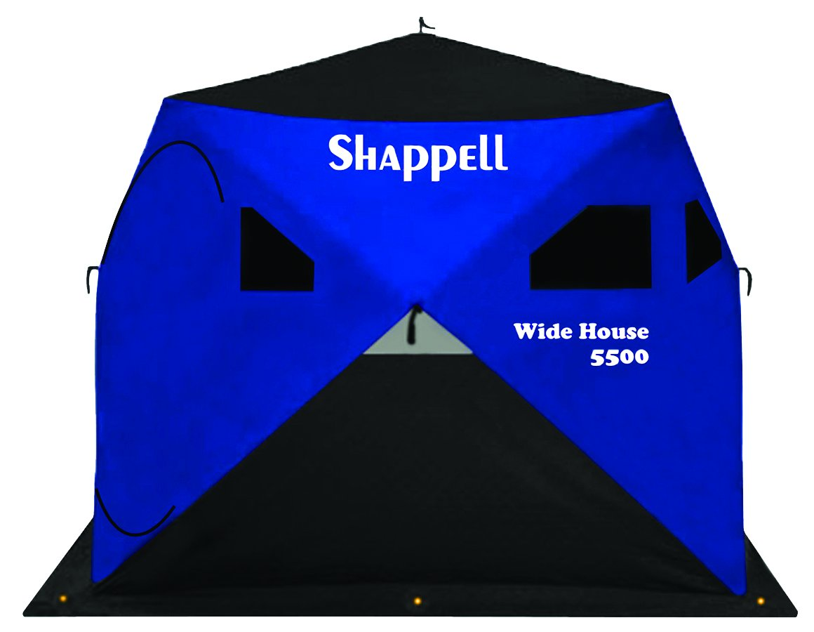 Shappell WH5500 Wide House 5500 Ice Shelter by Shappell