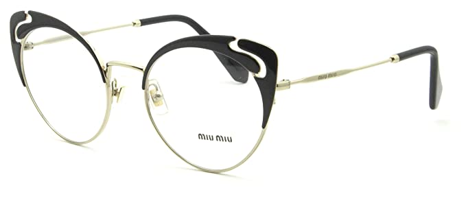 54577a081ca Image Unavailable. Image not available for. Color  Miu Miu 50RV Eyeglasses  ...
