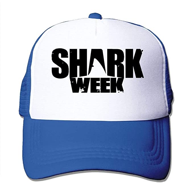 shower home Shark Week - Gorros de Malla Ajustables Unisex 65520dc92c5