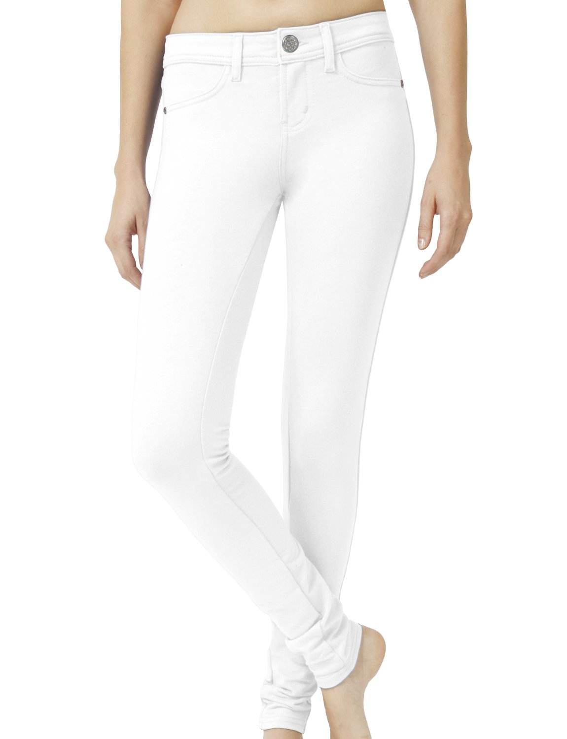 NE PEOPLE Womens Solid Color Basic Jeggings (43 Colors)