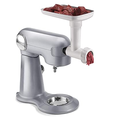 e053429726c4 Amazon.com  Cuisinart MG-50 Meat Grinder Attachment for SM-50S  Kitchen    Dining