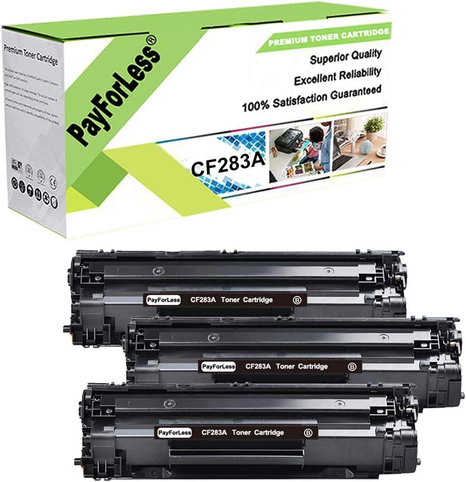 8PK CF283A 83A Laser Toner cartridge Compatible For HP LaserJet Pro MFP M127fn