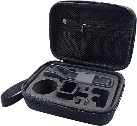 SKYREAT Estuche rígido rígido para DJI Osmo Pocket y filtros y accesorios: Amazon.es: Electrónica