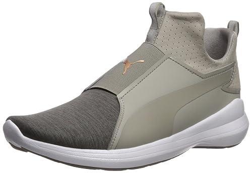 7ce6b22f5c1 PUMA Womens Rebel Mid WNS En Pointe Sneaker  Amazon.ca  Shoes   Handbags
