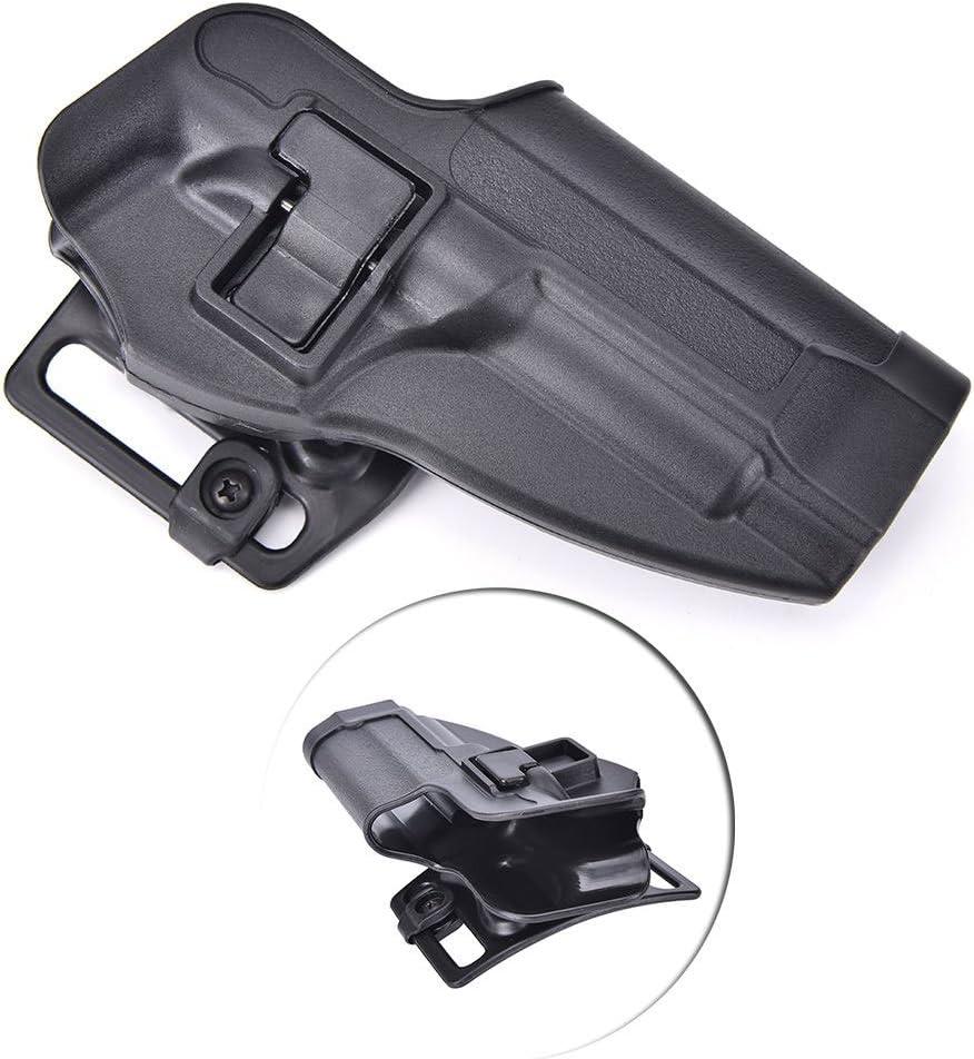 Gun Holster Hip Beretta 92FS 92 FH 92 SERIES Extra Clip Pocket H4