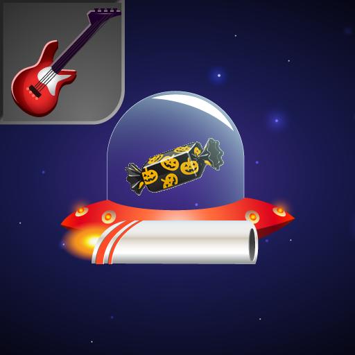 Multiplication Defender: Heavy Rock Halloween -