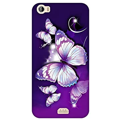 reputable site 3dd96 72ccc Fasheen Designer Soft Case Mobile Back Cover for Intex: Amazon.in ...