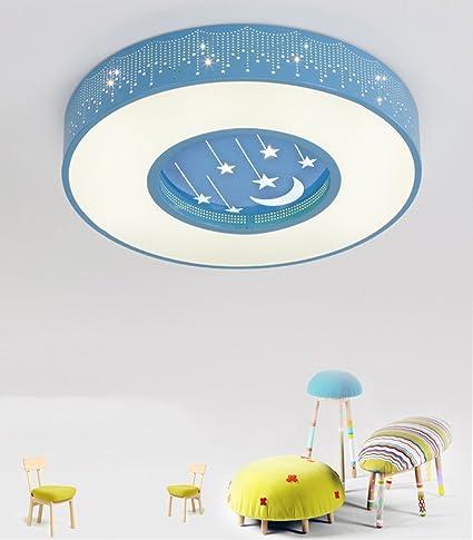 CIFFOST®Lámpara de techo para la habitación de los niños ...