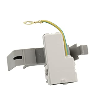 AUKO 8318084 Washer Door Lid Switch Replacement Part 3 Pin for Whirlpool Roper Kenmore Washing Machine Replaces AP3180933 PS886960