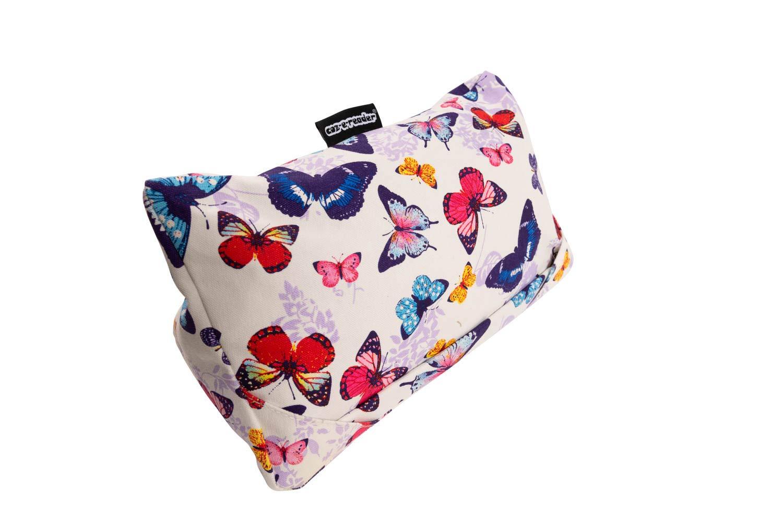 Soporte Acolchado para Tablet dise/ño de Flores y Mariposas coz-e-reader