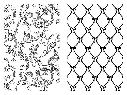 Pocket Posh Adult Coloring Book Pretty Designs For Fun Relaxation