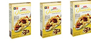 Granola With Pecans 14 oz (Pack of 3)
