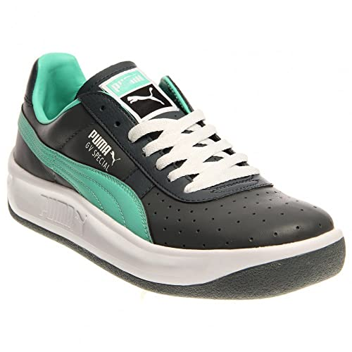 the latest c84ad 96924 PUMA GV Special Retro Tennis Shoes Turbulence Electric Green ...