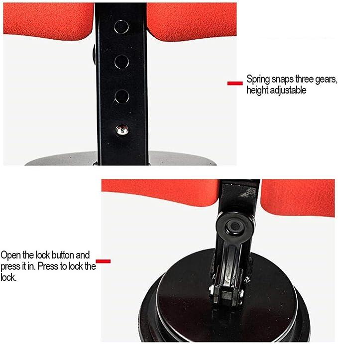 Funihut Sit-ups Barre Dexercices Appareil Abdominal Auxiliaire Accessoires De Fitness Entra/înement Musculaire Polyvalent pour Push-Ups Coups De C/ôt/é
