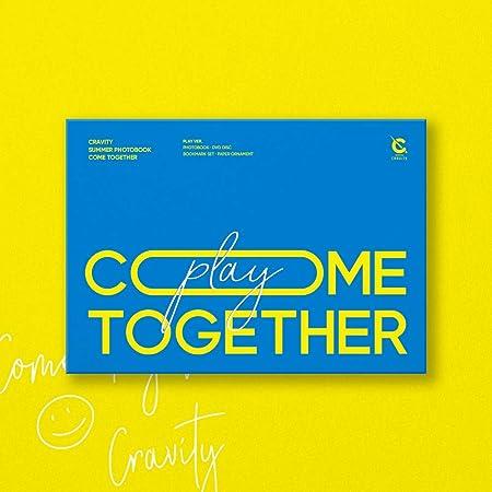 Starship Entertainment CRAVITY Summer Photobook Come Together - Juego de mesa [Importado de Alemania] 232p Photobook+Making DVD: Amazon.es: Hogar