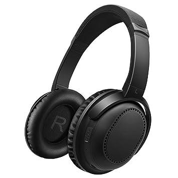 DUHOULI Original ANC Mpow H8 Nuevos Auriculares con Cancelación De Ruido Activo Auriculares Bluetooth Auriculares Inalámbrico/Alámbrico con Mic Carring Bag: ...