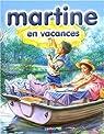 Martine en vacances par Delahaye