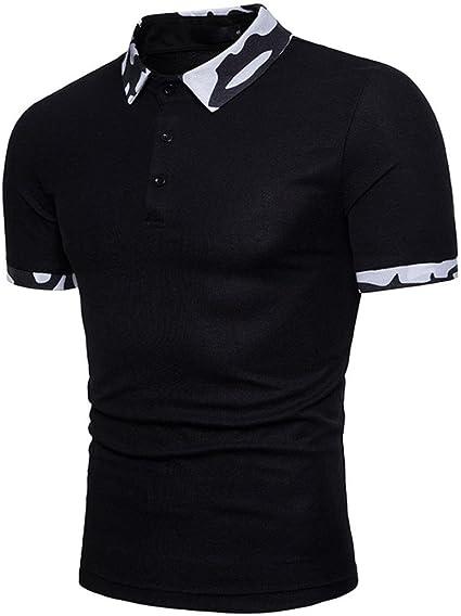 Polo – Camiseta – Manga corta – covermason hombre Polo Shirts ...