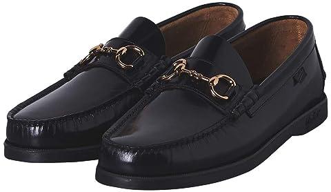 Bit Boat Shoes 1331-499-7856: Black