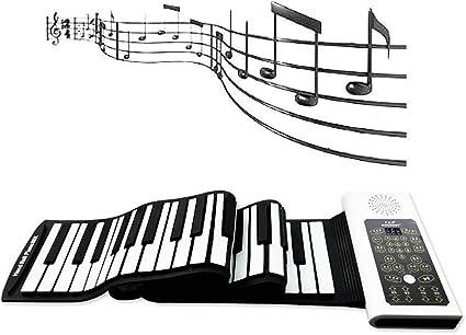 Yuzhonghua Fácil en el Rollo de Piano, Instrumentos Musicales ...