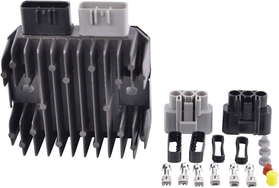 2014-2018 Polaris RZR 900/900 XP / 1000 XP Ultimate Heavy Duty Mosfet Voltage Regulator Recall Upgrade Kit OEM Repl.# 4014856 4016868