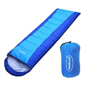 AmiCool Warm Weather Sleeping Bag