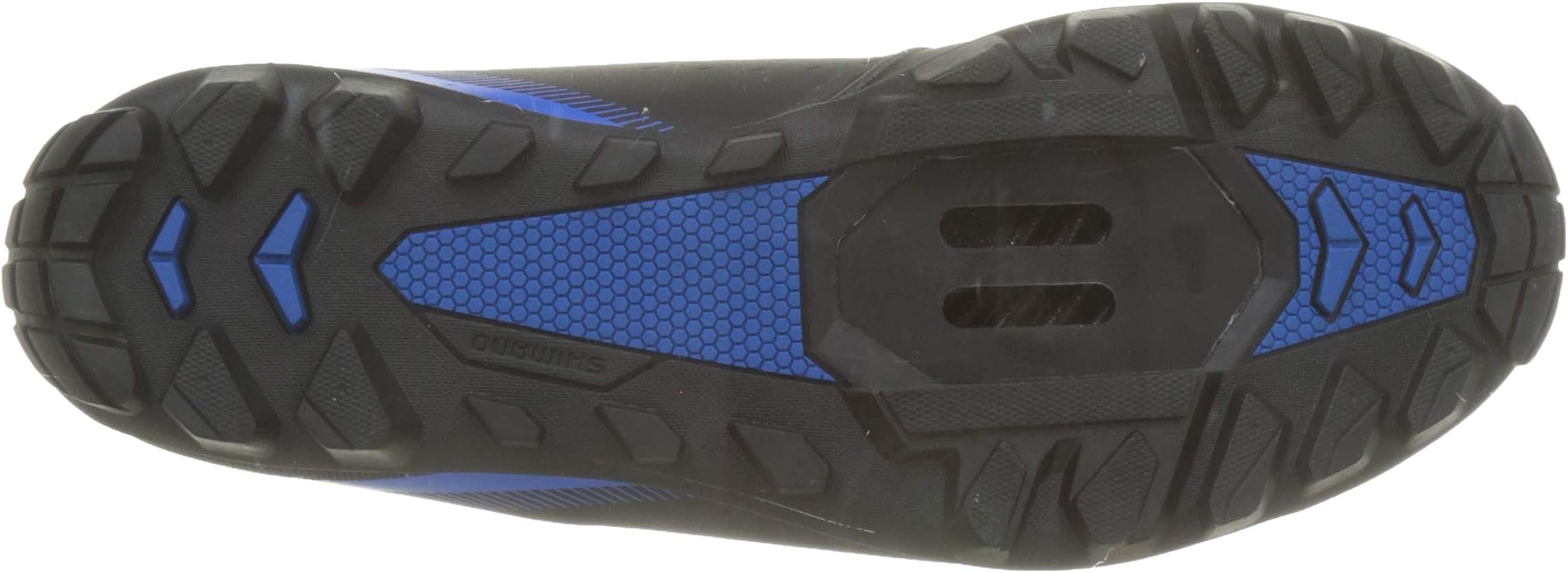 SHIMANO SH ME400 Schuhe BlackBlue Schuhgröße EU 40 2020 Rad