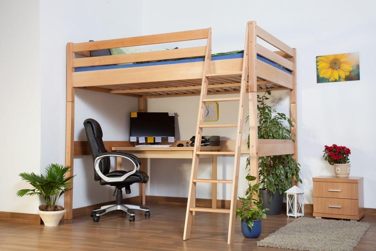 hochbett 140x200 hochbett 140x200 with hochbett 140x200. Black Bedroom Furniture Sets. Home Design Ideas