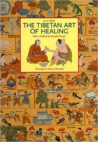 21f454f63b9a The Tibetan Art of Healing: Amazon.co.uk: Ian A. Baker, Romio ...