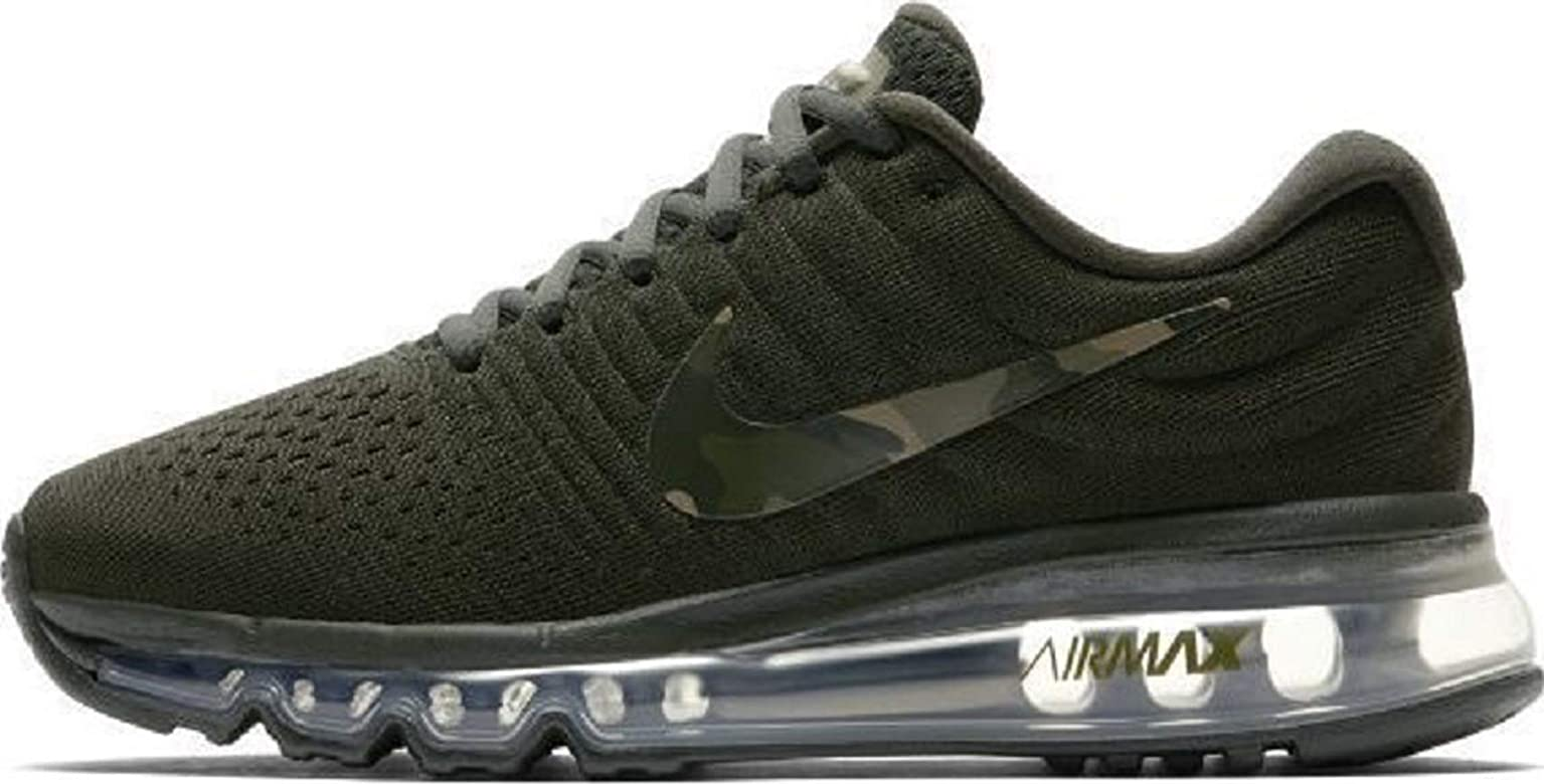 Nike Air MAX 2017 Bg, Zapatillas para Hombre, Multicolor (Sequoia/Cargo Khaki/Medium Olive/Khaki 001), 40 EU: Amazon.es: Zapatos y complementos