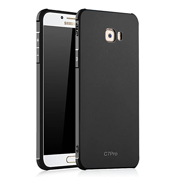 new products 15f2e 2bec7 Amazon.com: Samsung Galaxy C7 Pro Case - Shock Resistant Anti ...
