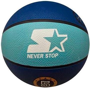 Starter 45ST0703.B67 Balón de Baloncesto, Blanco, S: Amazon.es ...