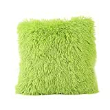 Lialbert Pillow Case Sofa Waist Throw Cushion Cover Home Decor Green
