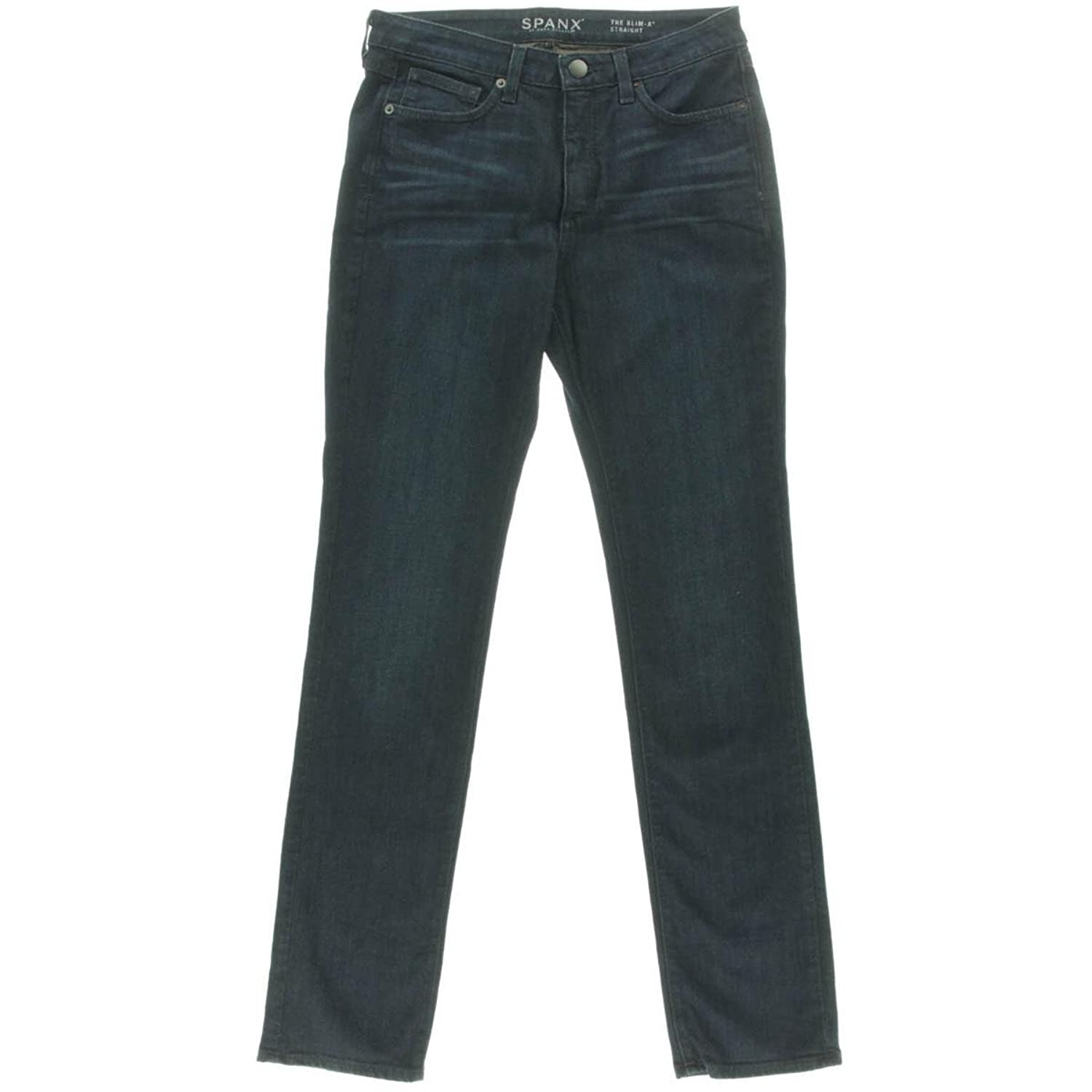 SPANX Womens The Slim@X Straight Leg Jeans
