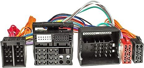 Tomzz Audio 7339 003 T Kabel Iso Passend Für Opel Ab Elektronik