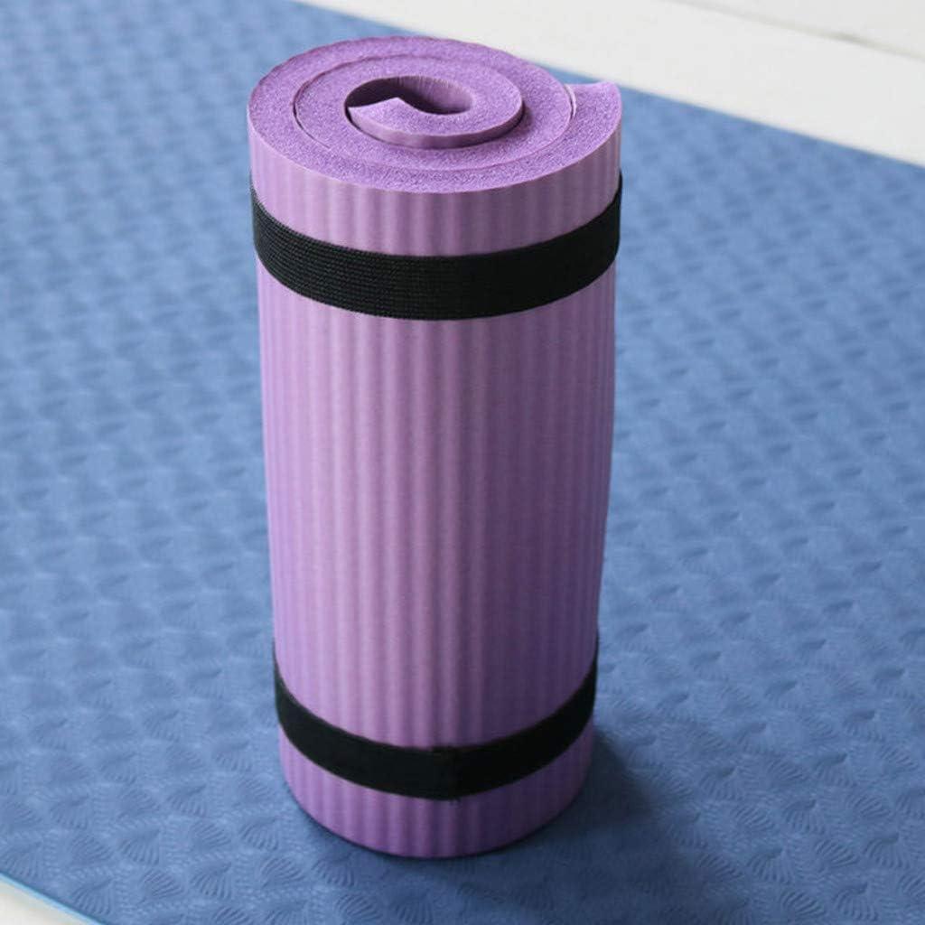 GDJGTA Abdominal Wheel Pad Flat Support Elbow Pad Yoga Auxiliary Pad for Exercises,Yoga,Fitness,Pilates