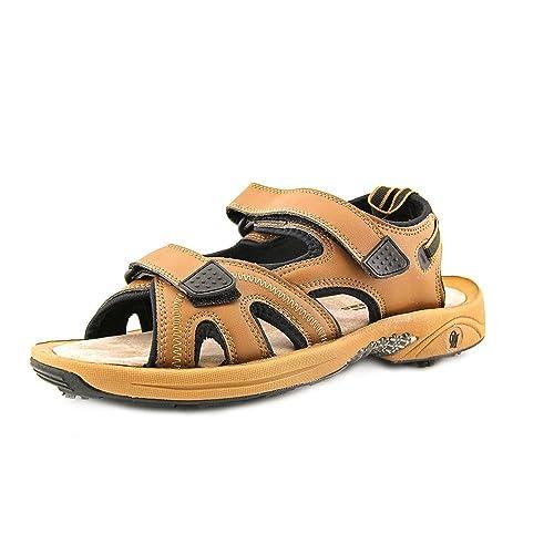 ce7ed06a10bb Oregon Mudders Men s MCS200 Camel Golf Sandal Size 9M  Amazon.ca ...