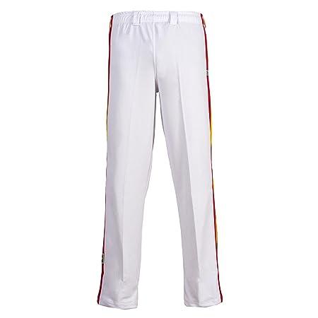Unisex Reggae Blanco Brasil Capoeira Artes Marciales Abada Elástico  Pantalones 5 Tallas  Amazon.es  Deportes y aire libre 47e1761dcfc6